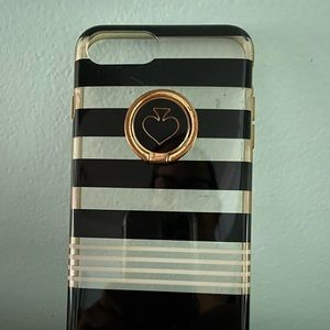 kate spade S9+ Phone Case with Ring